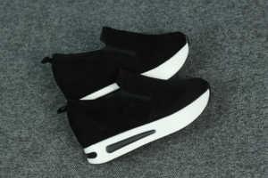 giày lười da nữ n12
