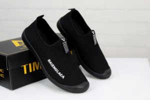 giày lười vải tricot tm11
