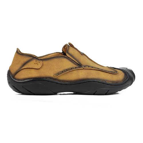 Giày Lười Da Bò Cao Cấp TM29
