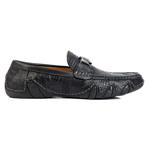 Giày Lười Nam Quai Ngang TM09