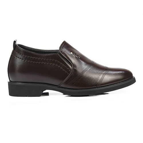 Giày Lười Nam Tăng Chiều Cao TM92