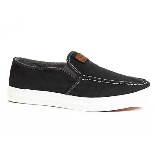 Giày Lười Nam Vải Jeans TM30