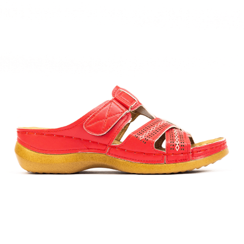 Sandals Nữ Họa Tiết Thổ Cẩm Timan K08