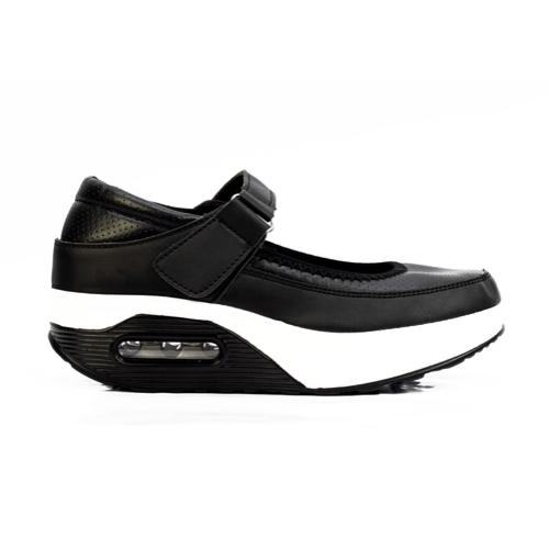 Giày Búp Bê Đế Cao 4CM Timan N41