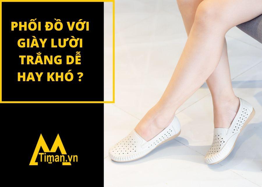 giày lười tphcm
