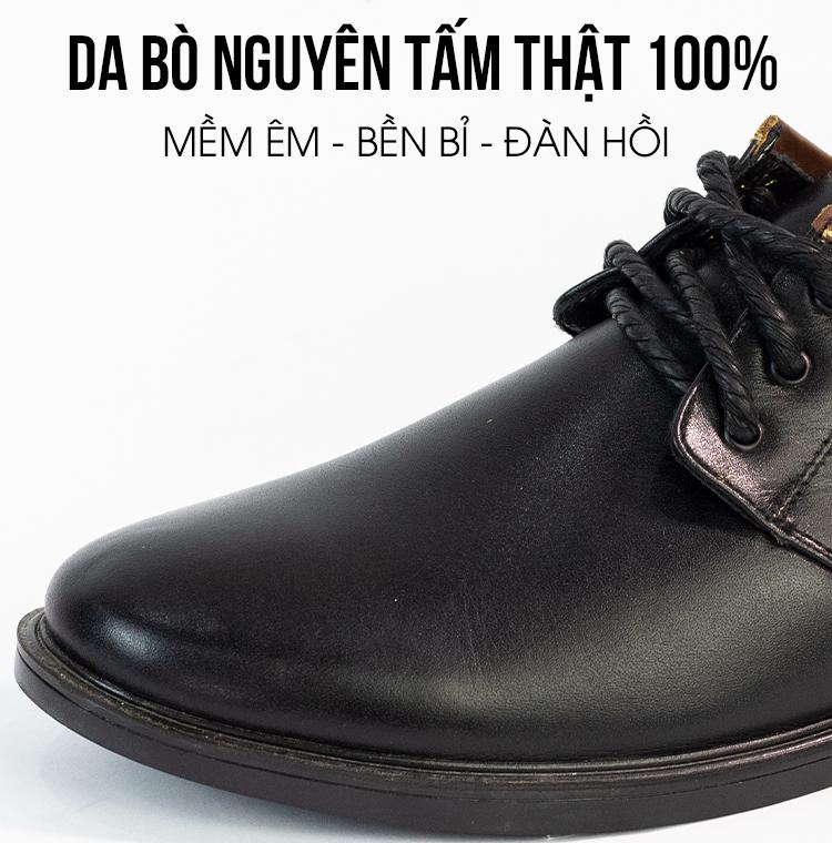 Giày Da Nam Timan NT22