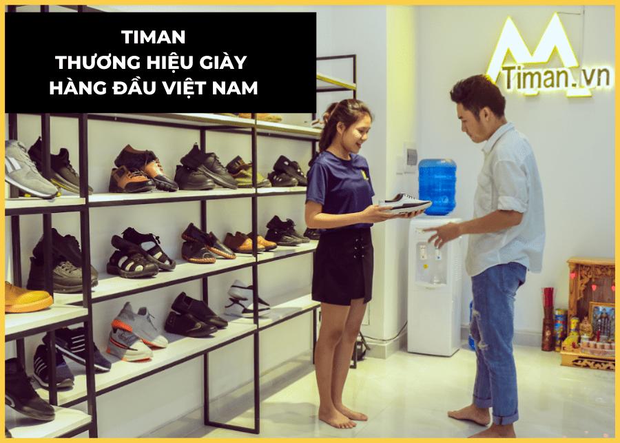 Giày thể thao Việt Nam