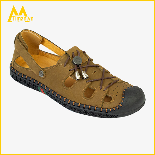 giày sandal da bò nam nt27