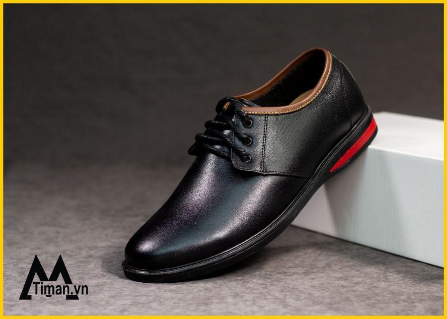 Giày da nam buộc dây chất lượng