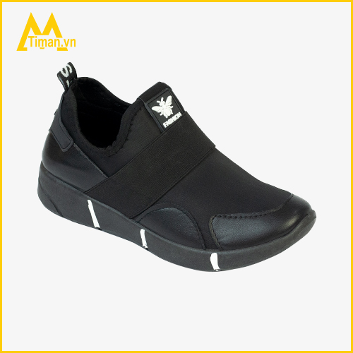 giày lười vải da bóng vh29