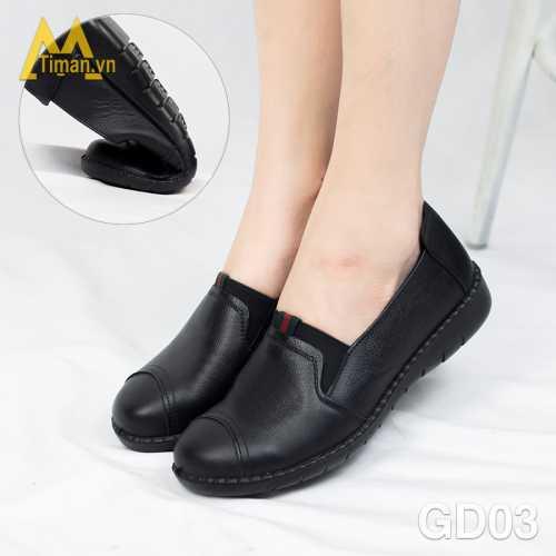 Giày Lười Nữ Timan GD03