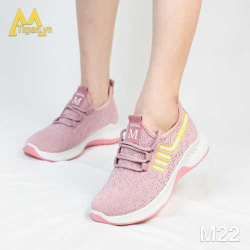 Giày Thể Thao Nữ Timan M22