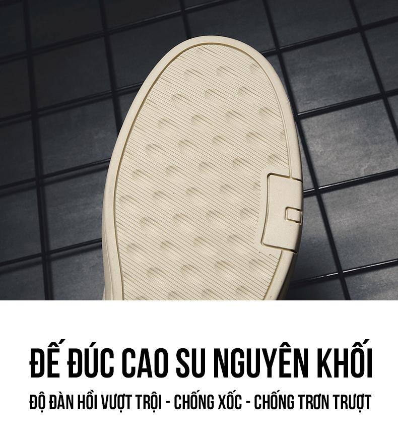 Giày Da Nam Timan CA19