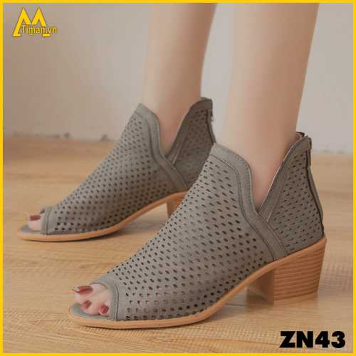 Boot Nữ Timan ZN43