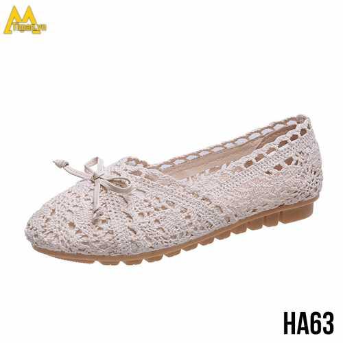 Giày Búp Bê Timan HA63