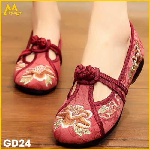 Giày Búp Bê Timan GD24