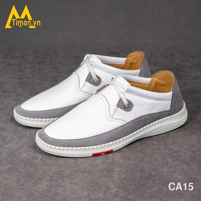 Giày Da Nam Timan CA15