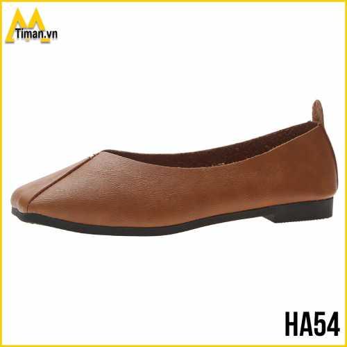 Giày Lười Nữ Timan HA54