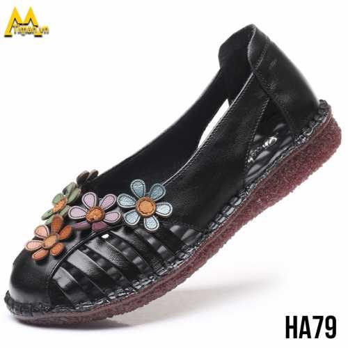 Giày Lười Nữ Timan HA79