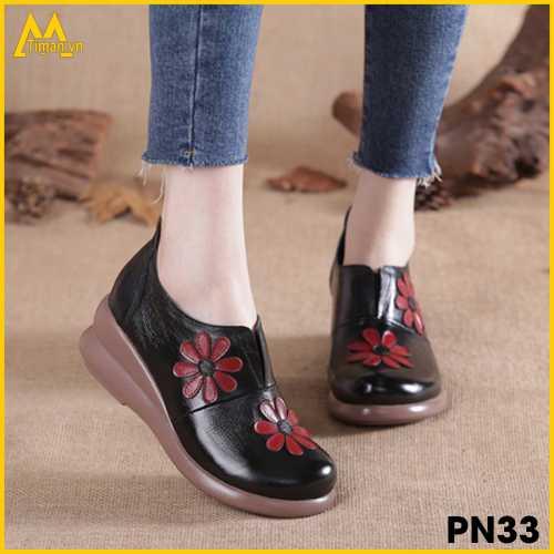 Giày Lười Nữ Timan PN33