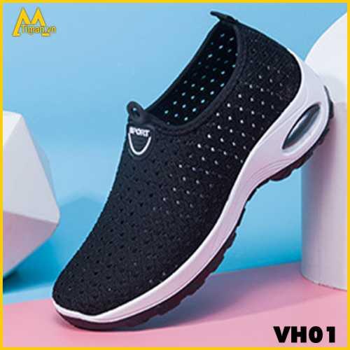 Giày Lười Nữ Timan VH01