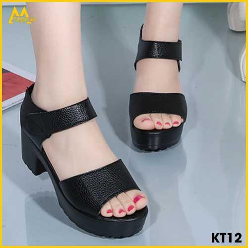 Giày Cao Gót Timan KT12